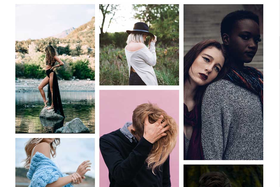 web fotógrafo online