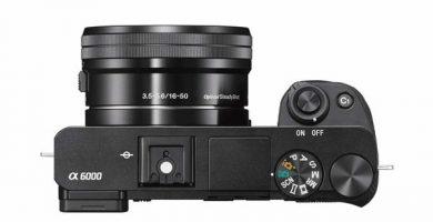 Sony a600 precio